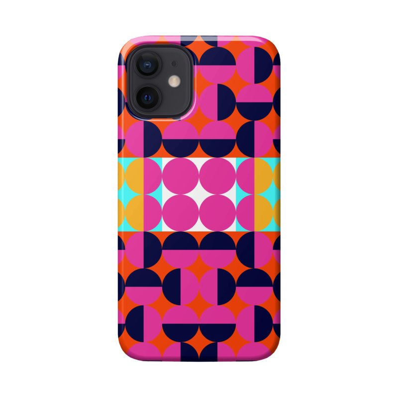 Geometric Design Series 4, Poster 7(Version 2) Accessories Phone Case by Madeleine Hettich Design & Illustration