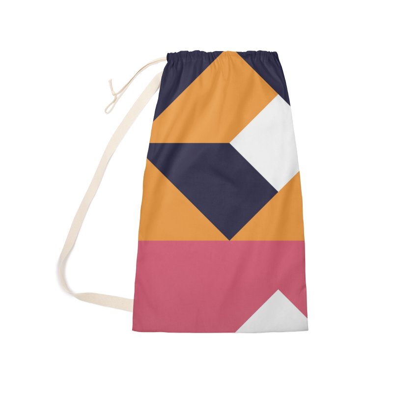 Geometric Design Series 4, Poster 6 Accessories Laundry Bag Bag by Madeleine Hettich Design & Illustration