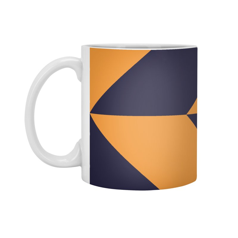 Geometric Design Series 4, Poster 6 Accessories Mug by Madeleine Hettich Design & Illustration