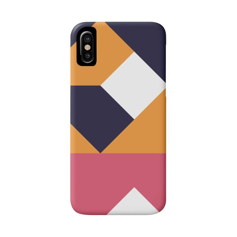 Geometric Design Series 4, Poster 6 Accessories Phone Case by Madeleine Hettich Design & Illustration