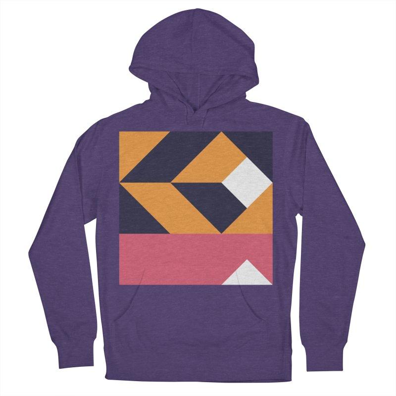 Geometric Design Series 4, Poster 6 Men's Pullover Hoody by Madeleine Hettich Design & Illustration