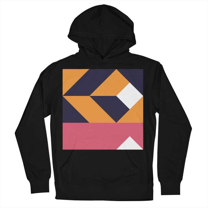 Geometric Design Series 4, Poster 6 Men's French Terry Pullover Hoody by Madeleine Hettich Design & Illustration