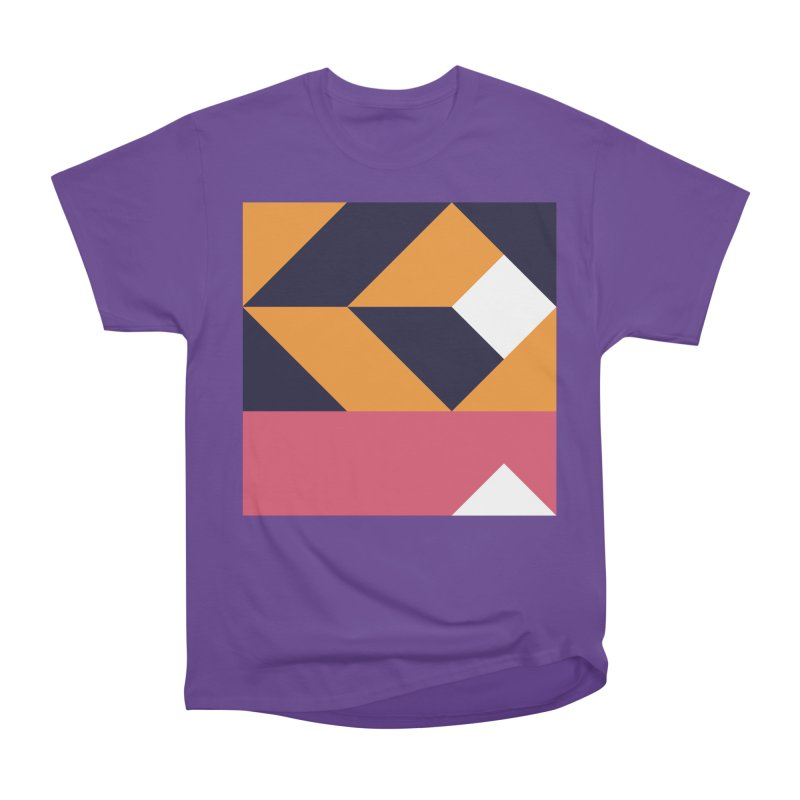 Geometric Design Series 4, Poster 6 Women's Classic Unisex T-Shirt by Madeleine Hettich Design & Illustration