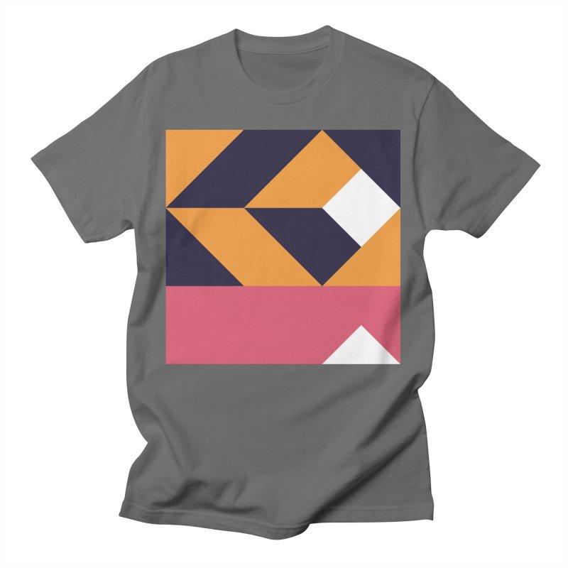 Geometric Design Series 4, Poster 6 Men's T-Shirt by Madeleine Hettich Design & Illustration