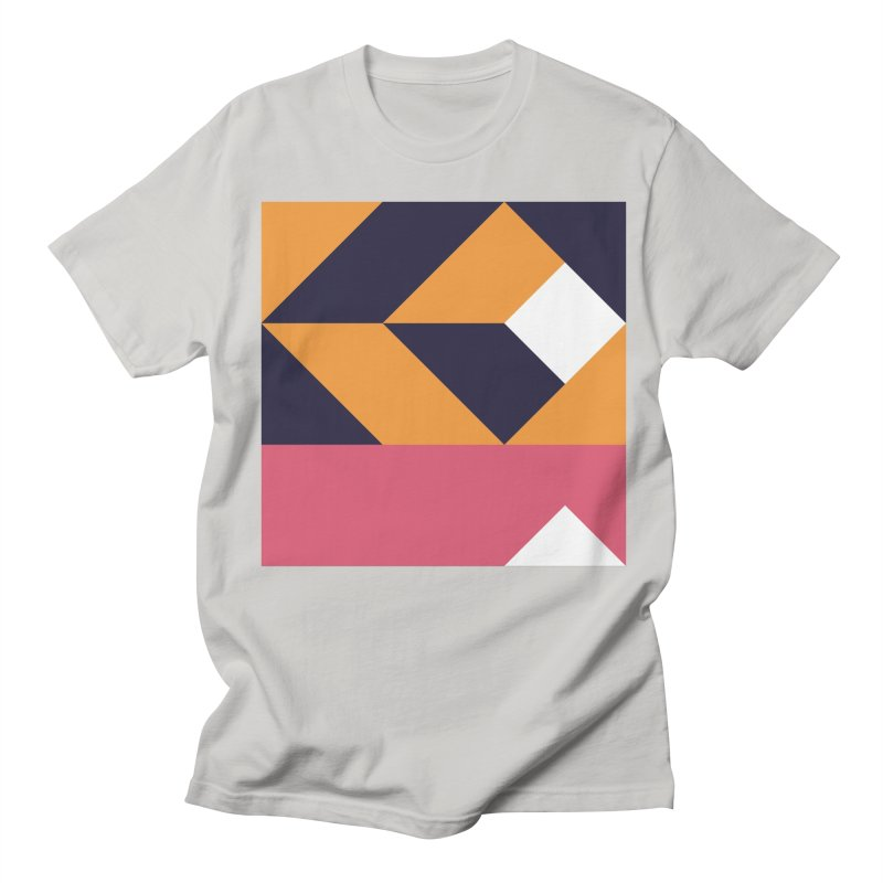 Geometric Design Series 4, Poster 6 Women's Unisex T-Shirt by Madeleine Hettich Design & Illustration