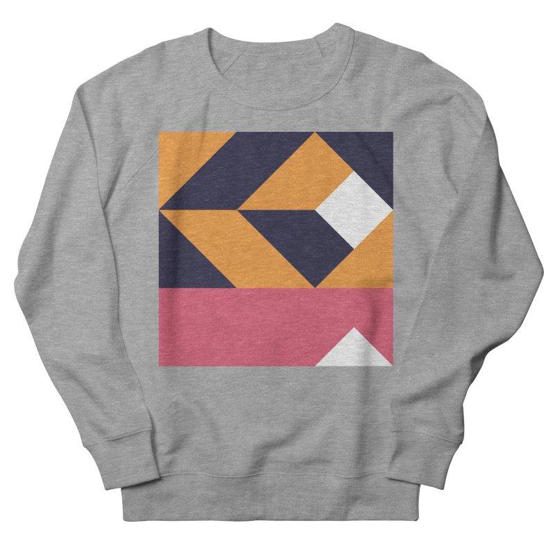 Geometric Design Series 4, Poster 6 Women's French Terry Sweatshirt by Madeleine Hettich Design & Illustration
