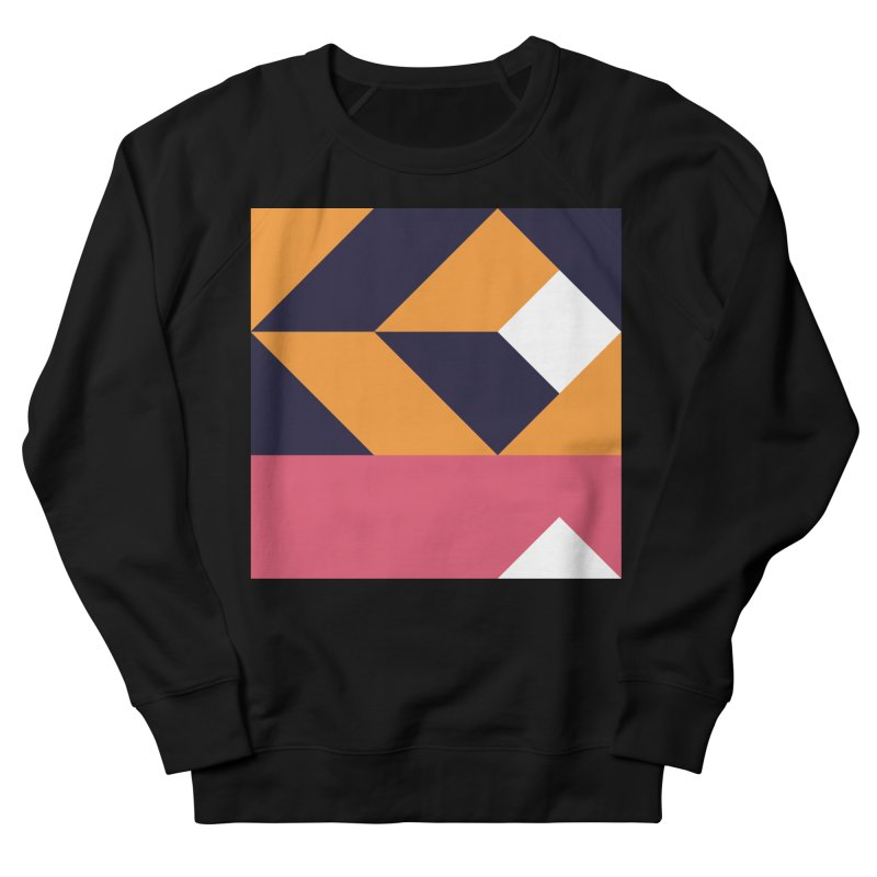 Geometric Design Series 4, Poster 6 Women's Sweatshirt by Madeleine Hettich Design & Illustration