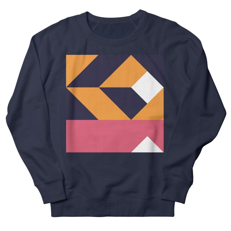 Geometric Design Series 4, Poster 6 Men's French Terry Sweatshirt by Madeleine Hettich Design & Illustration