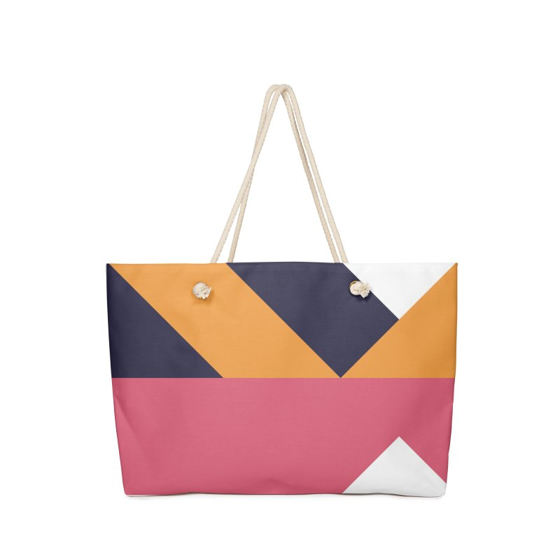 Geometric Design Series 4, Poster 6 Accessories Bag by Madeleine Hettich Design & Illustration