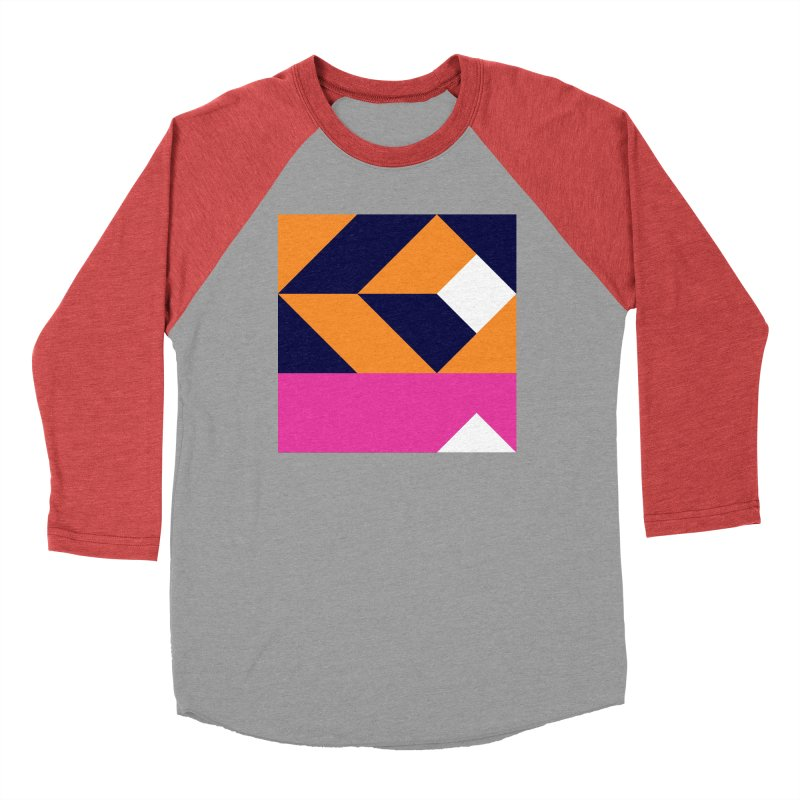 Geometric Design Series 4, Poster 6 (Version 2) Men's Longsleeve T-Shirt by Madeleine Hettich Design & Illustration
