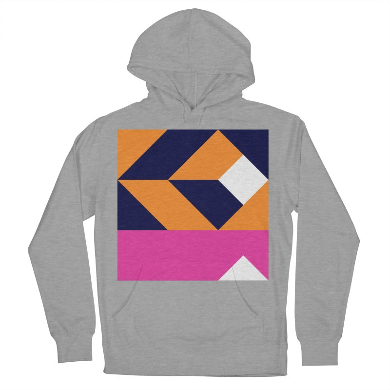 Geometric Design Series 4, Poster 6 (Version 2) Men's Pullover Hoody by Madeleine Hettich Design & Illustration