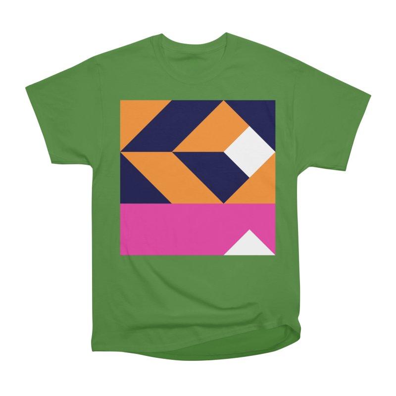 Geometric Design Series 4, Poster 6 (Version 2) Women's Classic Unisex T-Shirt by Madeleine Hettich Design & Illustration