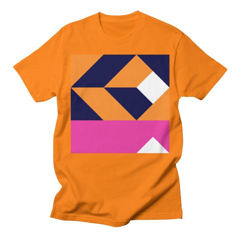 Geometric Design Series 4, Poster 6 (Version 2) Women's Unisex T-Shirt by Madeleine Hettich Design & Illustration