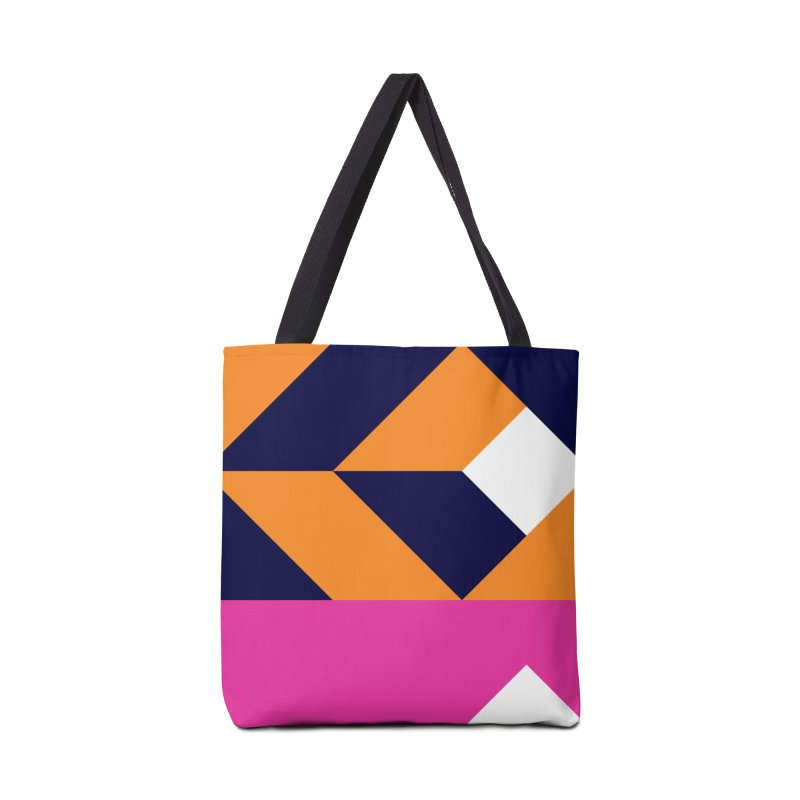 Geometric Design Series 4, Poster 6 (Version 2) Accessories Tote Bag Bag by Madeleine Hettich Design & Illustration