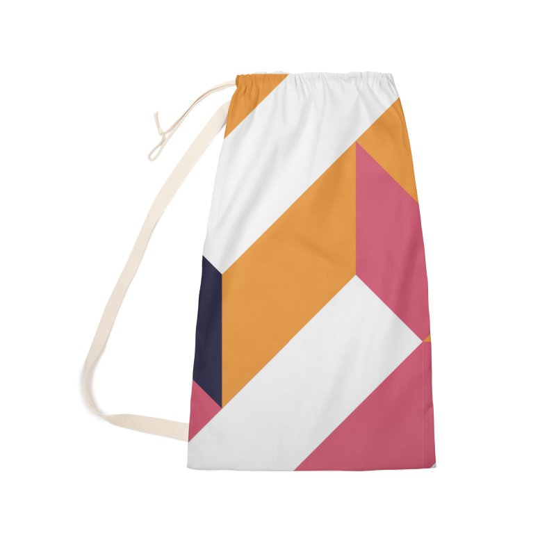 Geometric Design Series 4, Poster 5 Accessories Laundry Bag Bag by Madeleine Hettich Design & Illustration