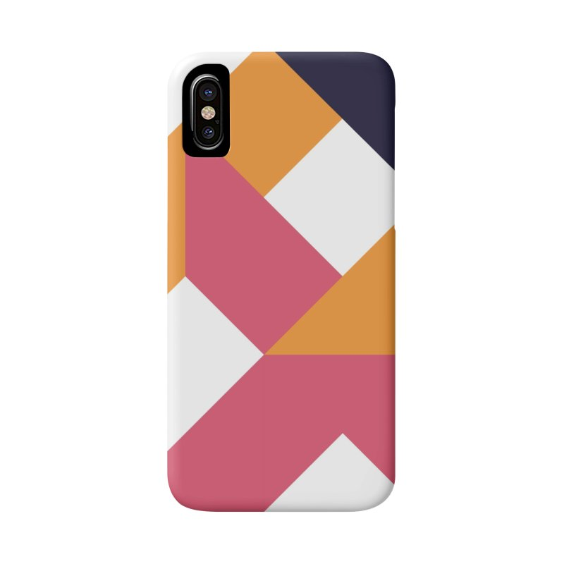 Geometric Design Series 4, Poster 5 Accessories Phone Case by Madeleine Hettich Design & Illustration