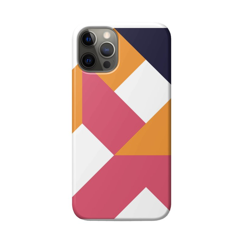 Geometric Design Series 4, Poster 5 Accessories Phone Case by Madeleine Hettich Design & Illustration