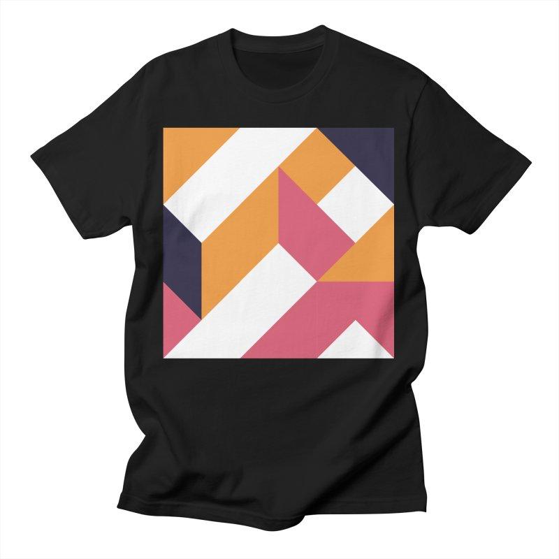 Geometric Design Series 4, Poster 5 Men's T-Shirt by Madeleine Hettich Design & Illustration