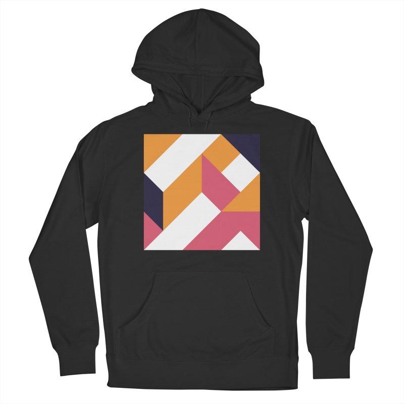 Geometric Design Series 4, Poster 5 Men's Pullover Hoody by Madeleine Hettich Design & Illustration