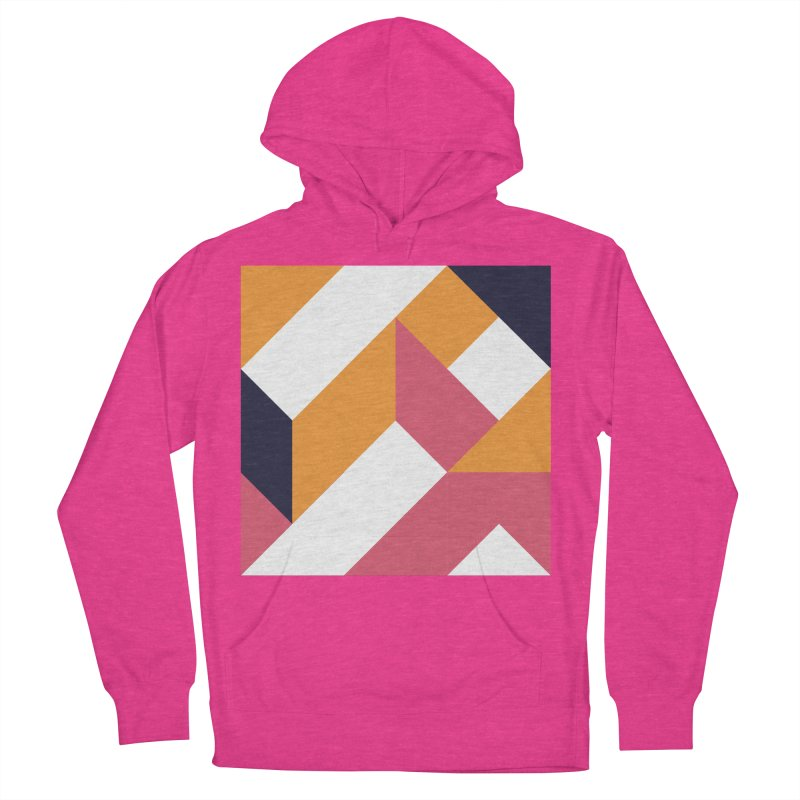 Geometric Design Series 4, Poster 5 Women's French Terry Pullover Hoody by Madeleine Hettich Design & Illustration