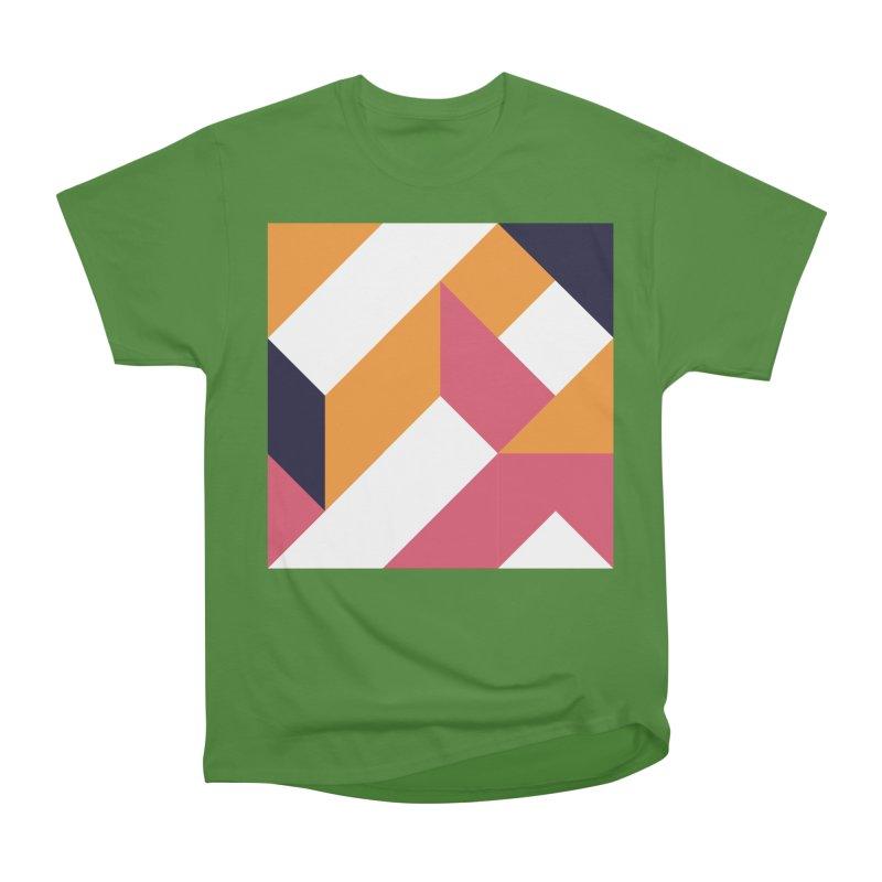 Geometric Design Series 4, Poster 5 Men's Classic T-Shirt by Madeleine Hettich Design & Illustration