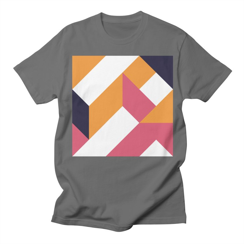 Geometric Design Series 4, Poster 5 Men's T-Shirt by Madeleine Hettich Design & Illustration