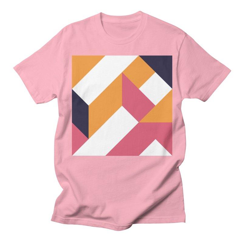 Geometric Design Series 4, Poster 5 Women's Regular Unisex T-Shirt by Madeleine Hettich Design & Illustration