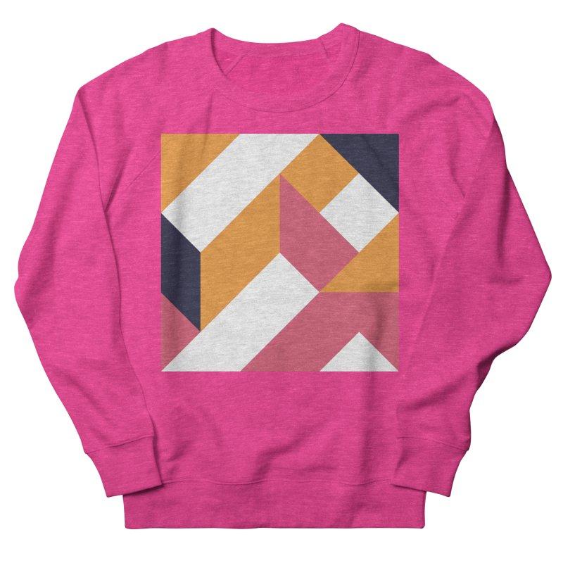 Geometric Design Series 4, Poster 5 Women's French Terry Sweatshirt by Madeleine Hettich Design & Illustration