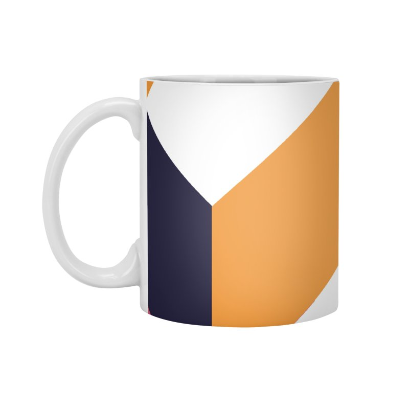 Geometric Design Series 4, Poster 5 Accessories Mug by Madeleine Hettich Design & Illustration