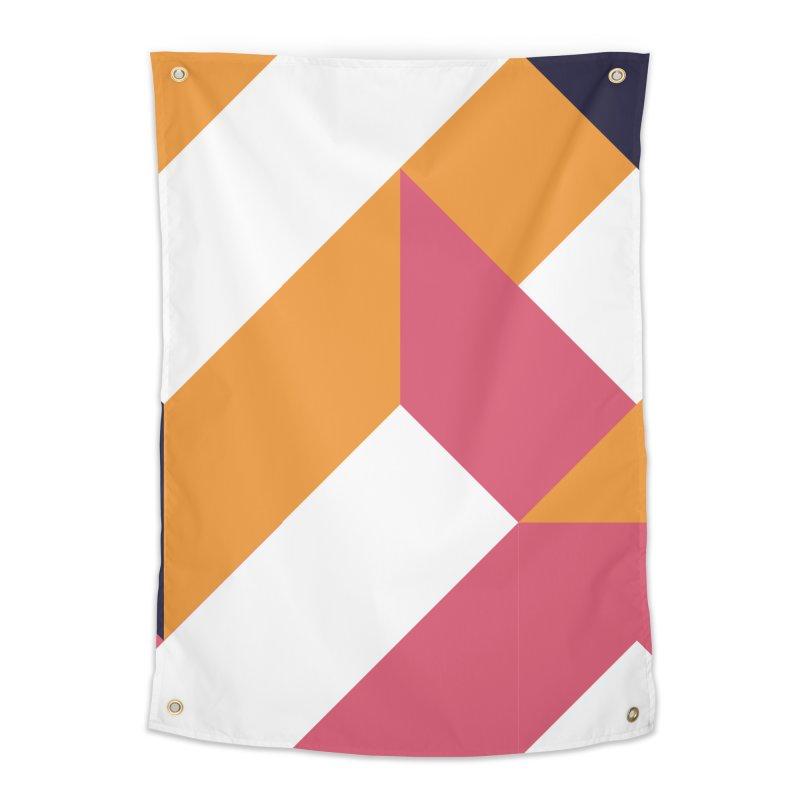 Geometric Design Series 4, Poster 5 Home Tapestry by Madeleine Hettich Design & Illustration
