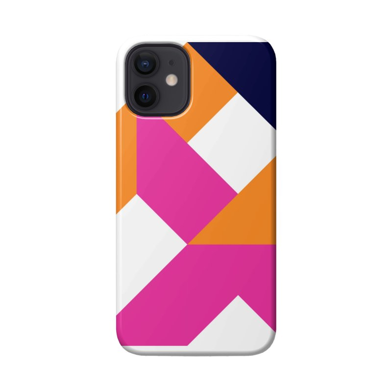 Geometric Design Series 4, Poster 5 (Version 2) Accessories Phone Case by Madeleine Hettich Design & Illustration