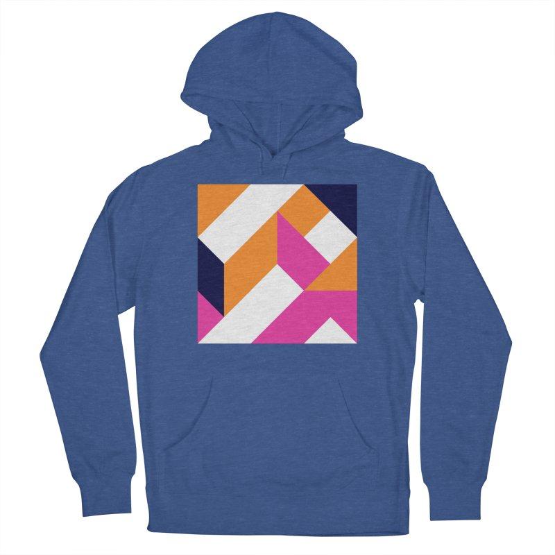 Geometric Design Series 4, Poster 5 (Version 2) Men's Pullover Hoody by Madeleine Hettich Design & Illustration