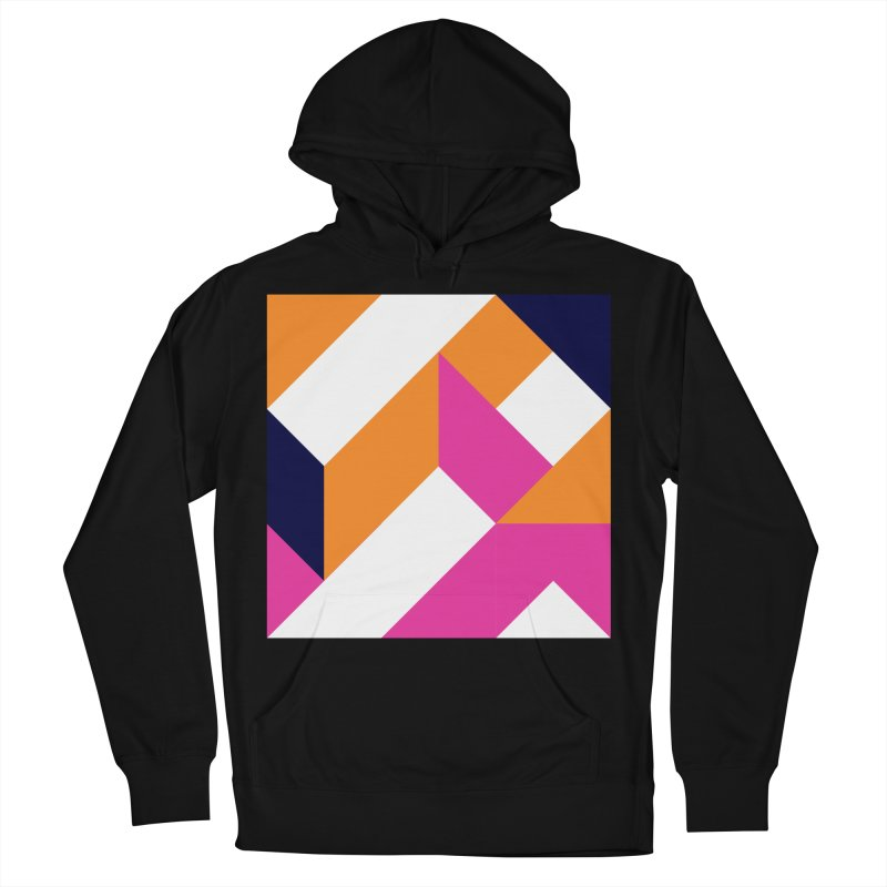 Geometric Design Series 4, Poster 5 (Version 2) Women's French Terry Pullover Hoody by Madeleine Hettich Design & Illustration