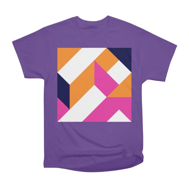 Geometric Design Series 4, Poster 5 (Version 2) Men's Classic T-Shirt by Madeleine Hettich Design & Illustration
