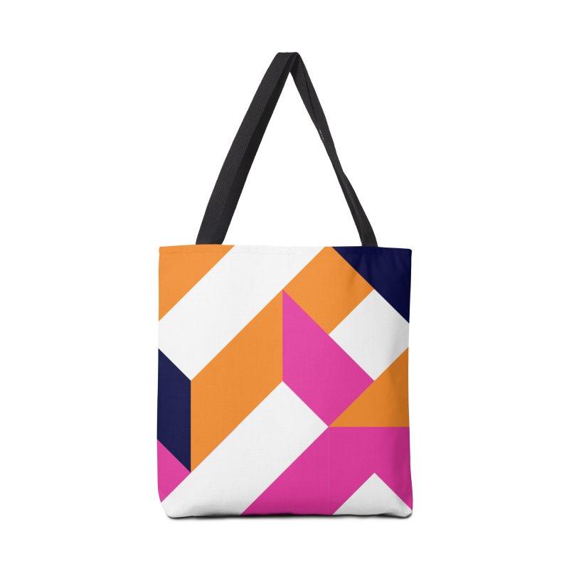 Geometric Design Series 4, Poster 5 (Version 2) Accessories Bag by Madeleine Hettich Design & Illustration