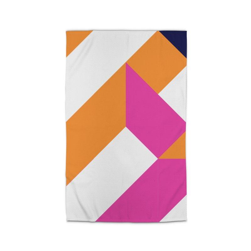 Geometric Design Series 4, Poster 5 (Version 2) Home Rug by Madeleine Hettich Design & Illustration