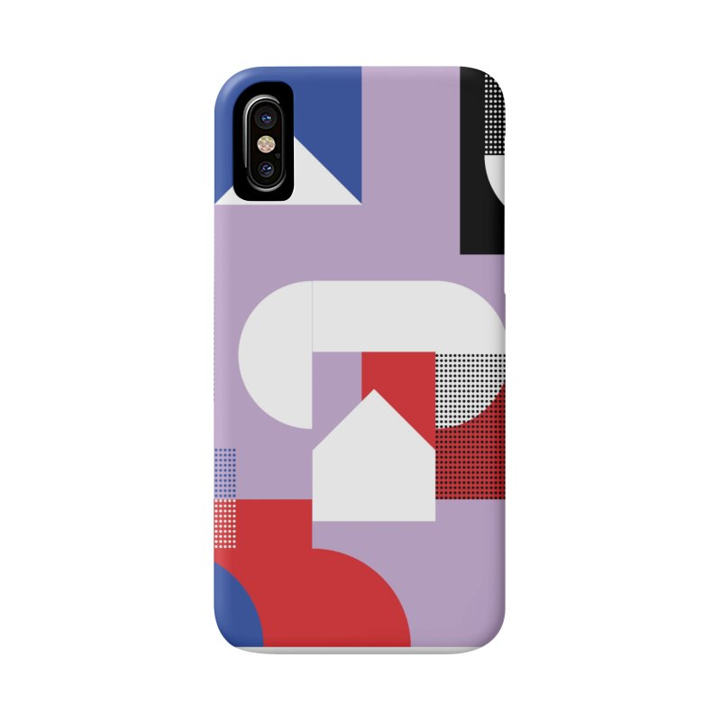Kaleidoscope Design Series 1, Poster 19 Accessories Phone Case by Madeleine Hettich Design & Illustration