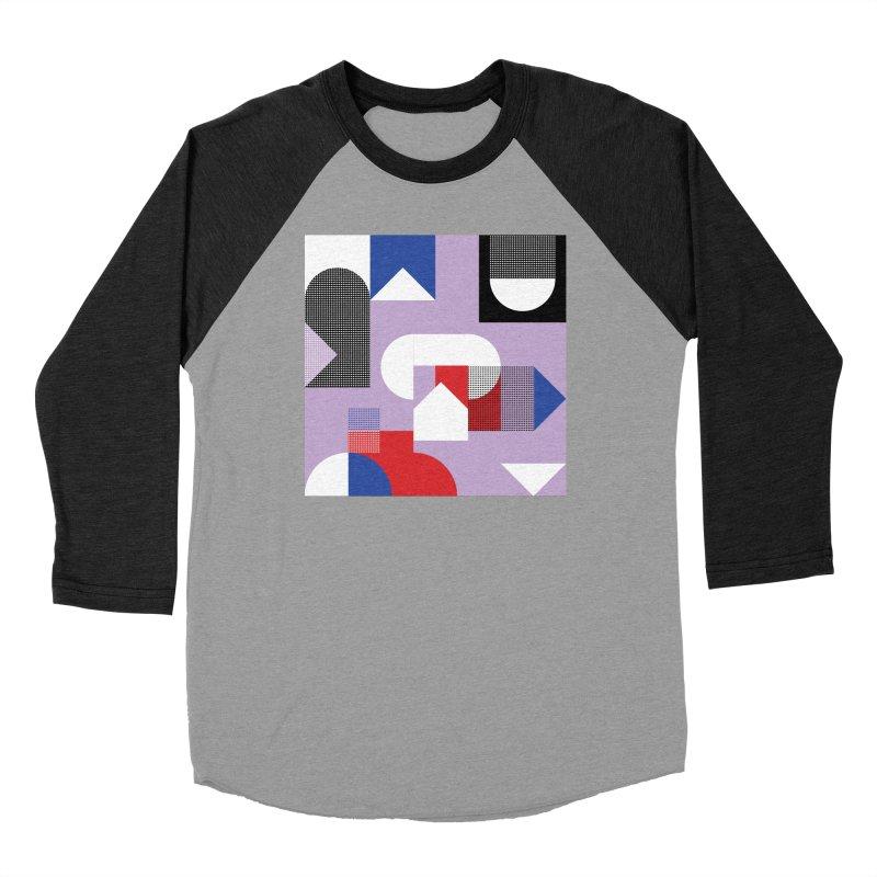 Kaleidoscope Design Series 1, Poster 19 Women's Longsleeve T-Shirt by Madeleine Hettich Design & Illustration