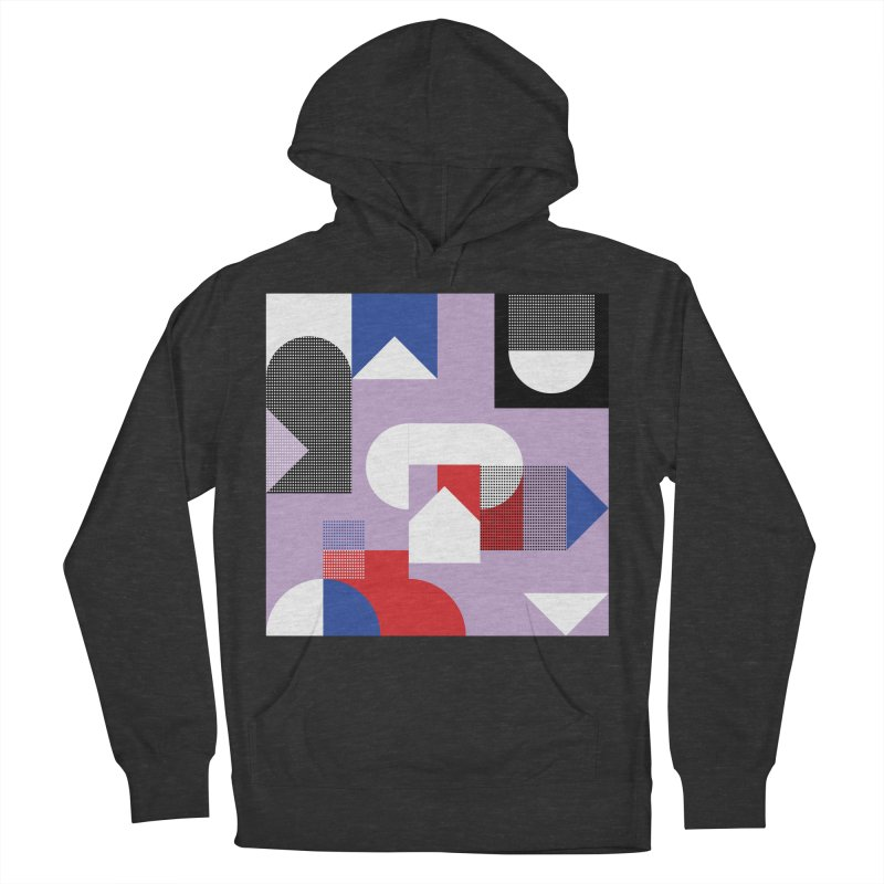 Kaleidoscope Design Series 1, Poster 19 Women's French Terry Pullover Hoody by Madeleine Hettich Design & Illustration