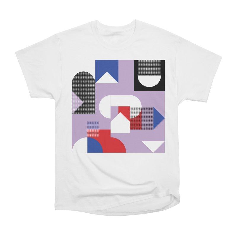Kaleidoscope Design Series 1, Poster 19 Men's Heavyweight T-Shirt by Madeleine Hettich Design & Illustration