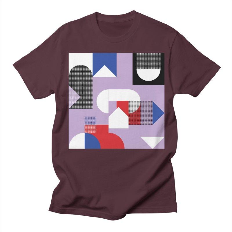 Kaleidoscope Design Series 1, Poster 19 Women's Regular Unisex T-Shirt by Madeleine Hettich Design & Illustration