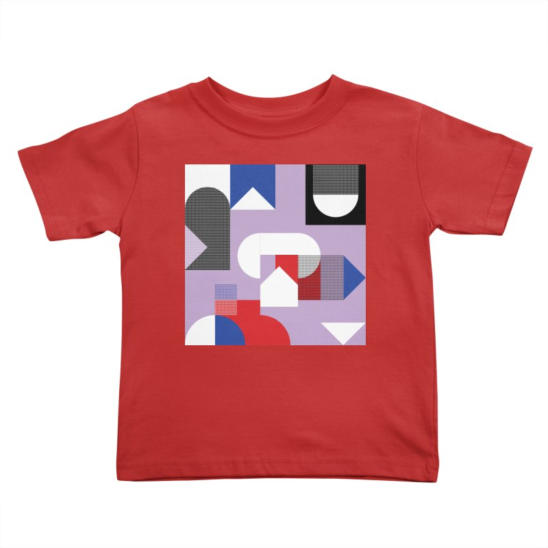 Kaleidoscope Design Series 1, Poster 19 Kids Toddler T-Shirt by Madeleine Hettich Design & Illustration