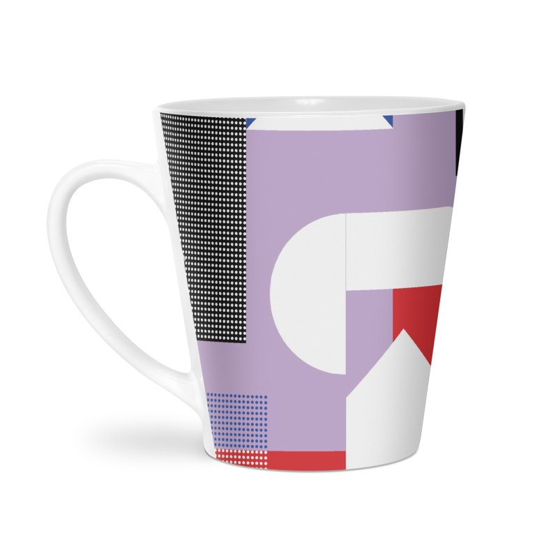 Kaleidoscope Design Series 1, Poster 19 Accessories Mug by Madeleine Hettich Design & Illustration
