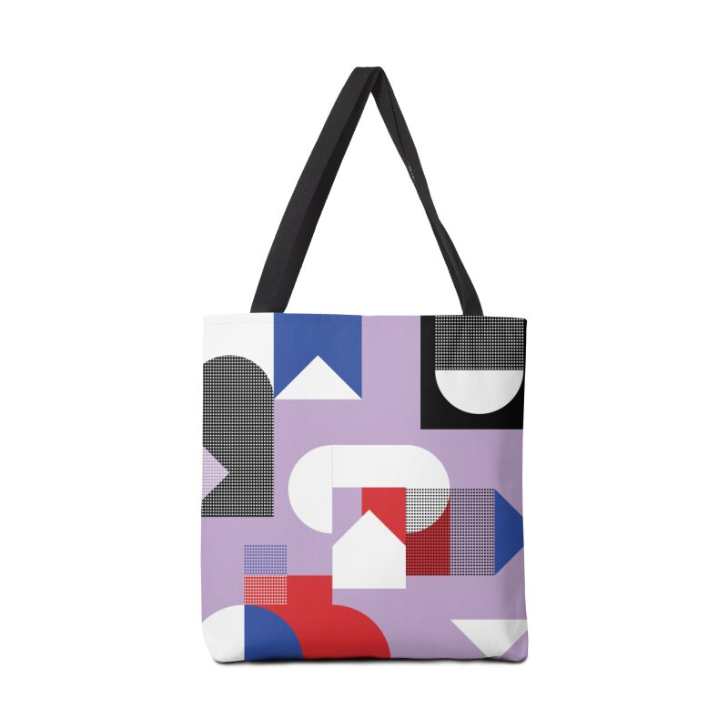 Kaleidoscope Design Series 1, Poster 19 Accessories Bag by Madeleine Hettich Design & Illustration