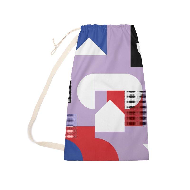 Kaleidoscope Design Series 1, Poster 19 Accessories Bag by Madeleine Hettich Design & Illustration