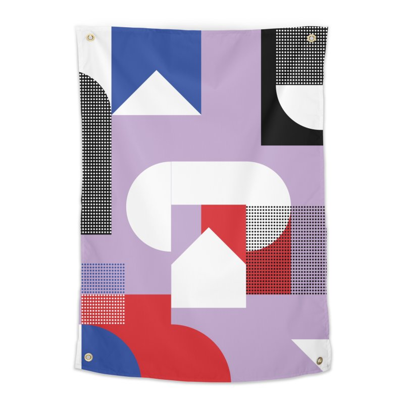 Kaleidoscope Design Series 1, Poster 19 Home Tapestry by Madeleine Hettich Design & Illustration