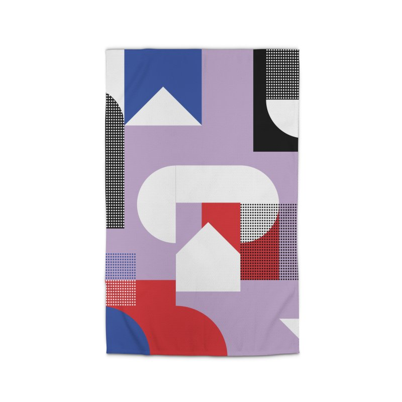 Kaleidoscope Design Series 1, Poster 19 Home Rug by Madeleine Hettich Design & Illustration