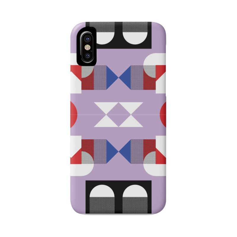 Kaleidoscope Design Series 1, Poster 18 Accessories Phone Case by Madeleine Hettich Design & Illustration