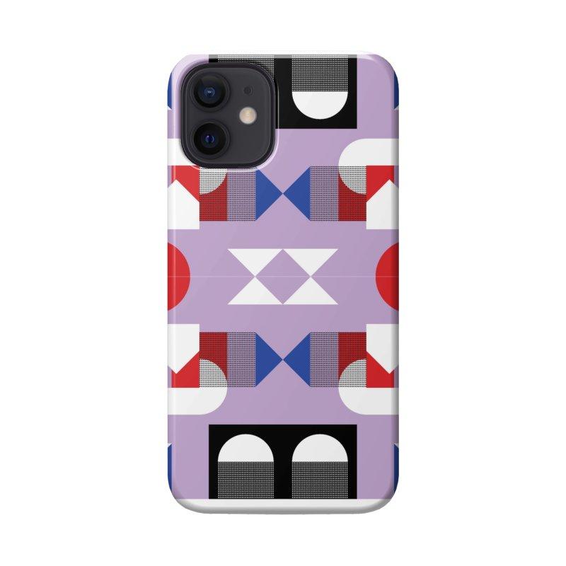 Kaleidoscope Design Series 1, Poster 18 Accessories Phone Case by Madeleine Hettich Design & Illustration