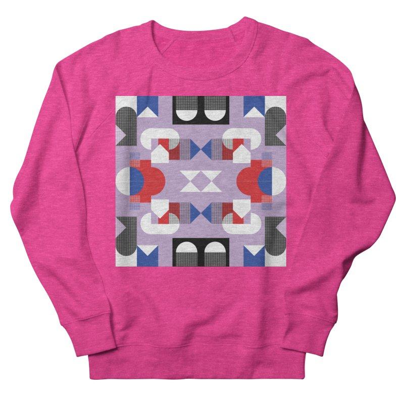 Kaleidoscope Design Series 1, Poster 18 Women's Sweatshirt by Madeleine Hettich Design & Illustration